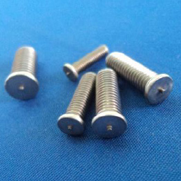 Stud welding screw